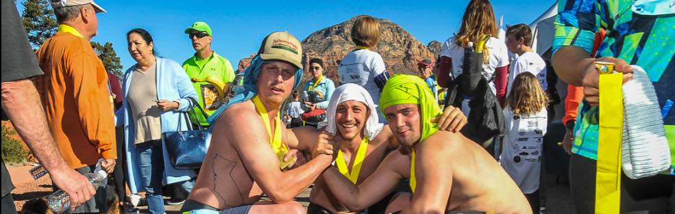 Sedona Marathon 2017 and B2B Runners