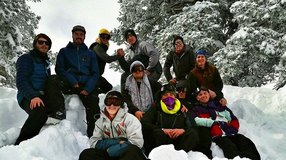Back2Basics at Arizona Snowbowl