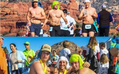 Back 2 Basics Runners in the Sedona Marathon 2017