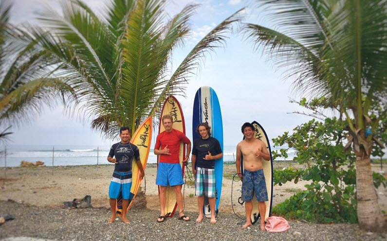 Learning Outdoor Adventure Recovery in Mexico
