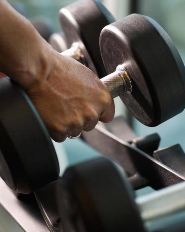 Fitness Weight Training Addiction