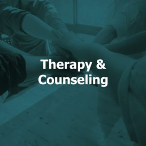 therapy and counseling