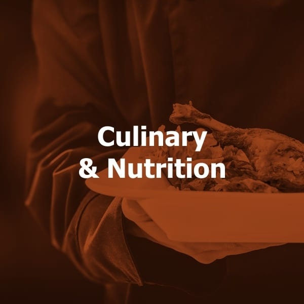 Culinary and Nutrition