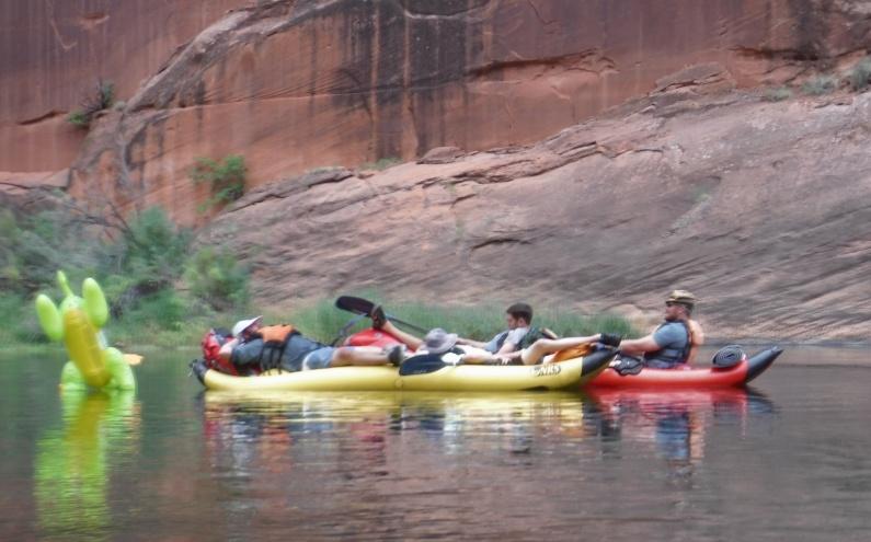 Back2Basics Rafting River Family Letter
