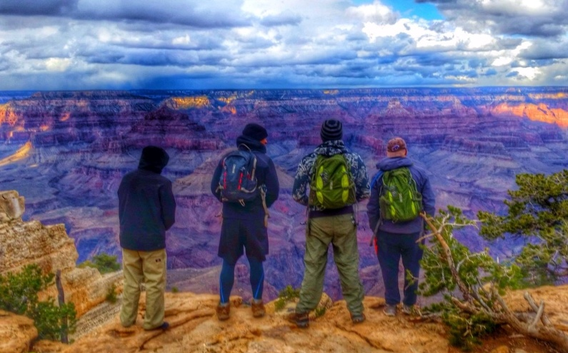 Back2Basics Outdoor Recovery Grand Canyon Changing Lives
