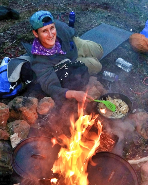 Cooking with Fire Outdoor Adventure
