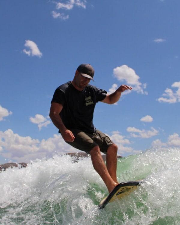 Surfing Outdoor Adventure