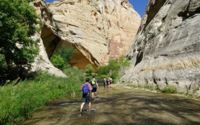 Family Letter 09-21-17 B2B Adventures at Escalante, Utah