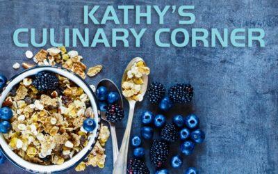 B2B Launches Kathy's Culinary Corner