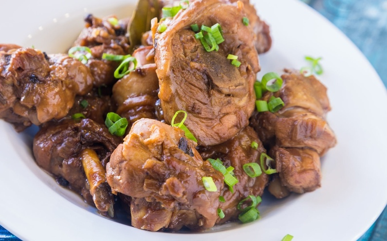 Kathys Culinary Corner Chicken Adobo