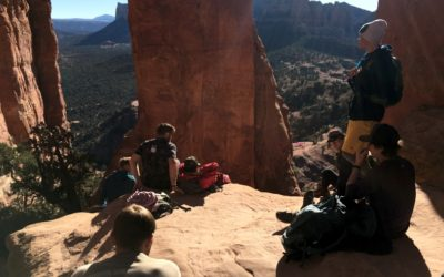 Family Letter – 12-13 A Disney Adventure in Sedona
