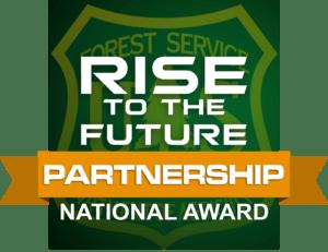 Rise to the Future award