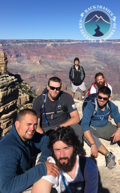 Outdoor Drug Addiction Treatments Grand Canyon