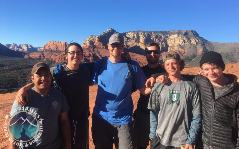 Family Letter 11-28-2018 Our Sedona Trip
