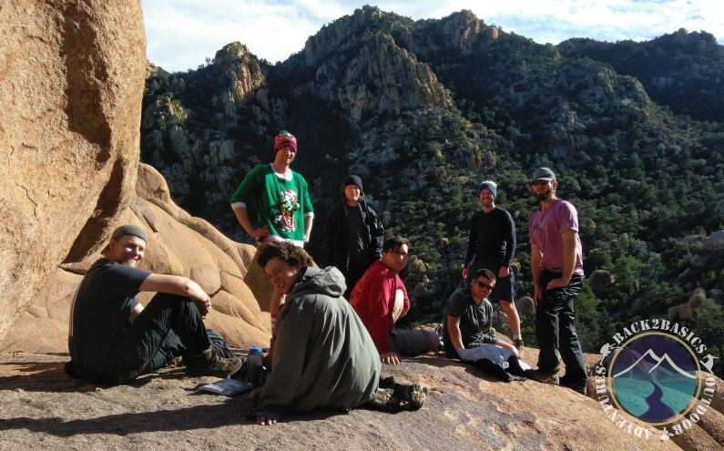 Southern Arizona Young Men