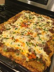 Lasagna Finished