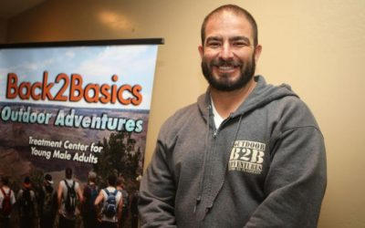 Flagstaff Man Turned Life Around Helps Others Do The Same